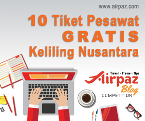 Airpaz-Blog-Competition